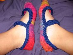 Kureyon slippers