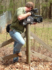 Fence Post Tripod
