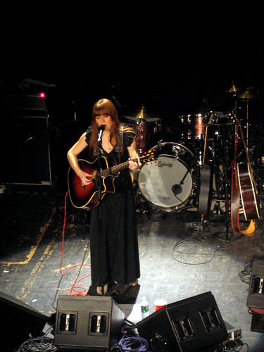 jenny lewis and the watson twins - somerville theater - march 17th, 2006