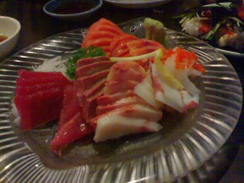 Sashimi heaven