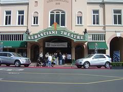 Sebastiani Theatre - Sonoma
