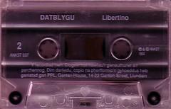 Libertino - Caset, ochr B