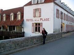 Hôtel de la Plage i Wissant