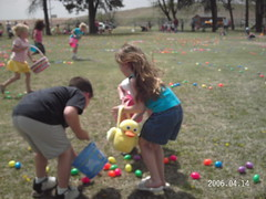 Hutch Race Track Egg Hunt
