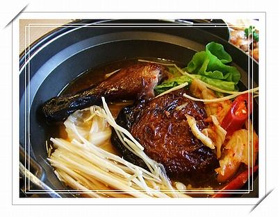 陽光棕梠_韓式泡菜雞腿