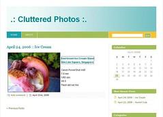 .: Cluttered Photos :. Screenshot