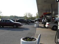 gas crisis?