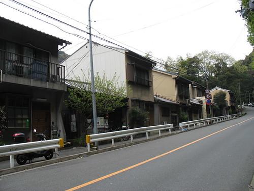 Kyoto - obična ulica