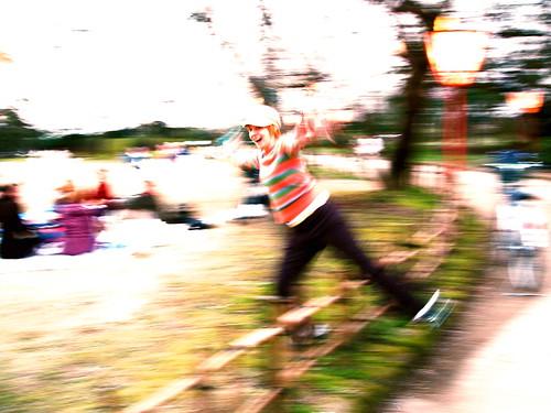 Amanda In Motion