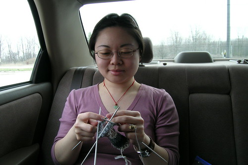 me knit
