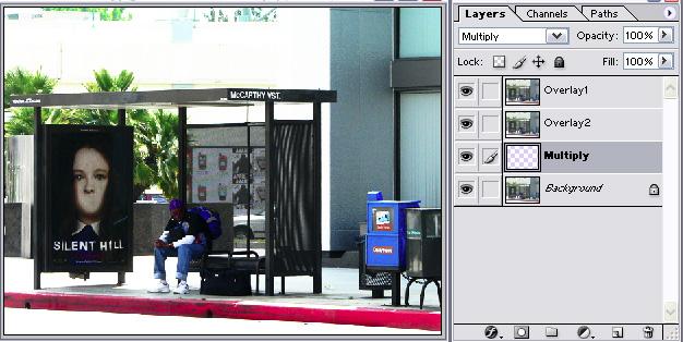 [後製]Photoshop圖層-混合模式(1)