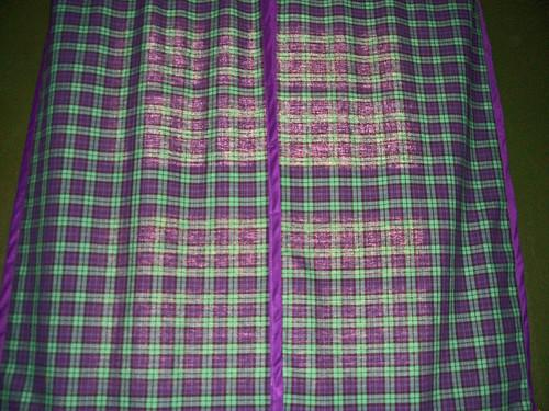 Custom rockin' curtains