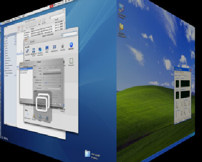 Virtue Desktops + Parallels = Multi OS switcher!
