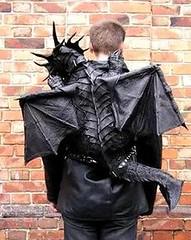 mochila dragon