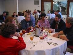 Kathy Walker, Lowell Feld, Kenton Ngo, James Young, and Morris Rowe
