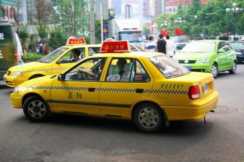 chongqing cabs