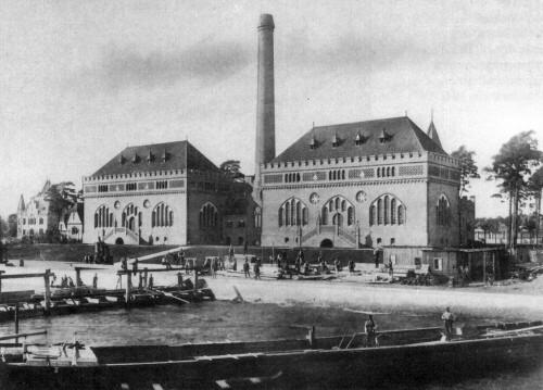 Wasserwerk 1893