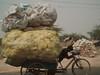 Delhi: heavy load