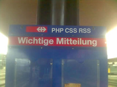 PHP - CSS - RSS