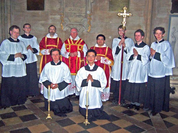 Vocations Mass