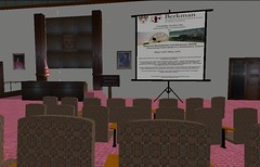 Berkman in Second Life
