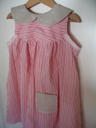 flicka dress for sadie