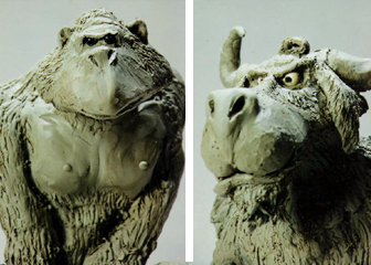 sculpted animals2