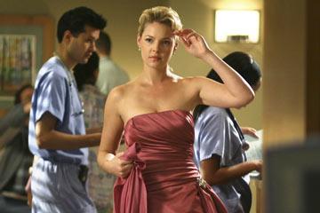stunning Izzie