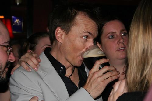 Phil Drinks Down!