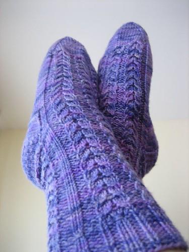 Sockapaloooza socks! (2)
