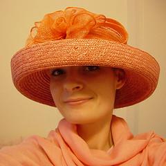 Mein Hochzeits Hut