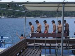 plunging boys 2