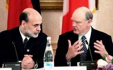 Bernanke/Snow