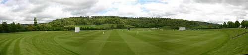 Wormsley cricket ground