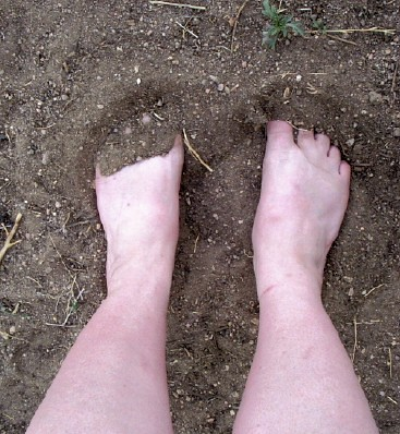 bare feet 5/21/06