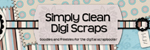 Simply Clean Digiscraps