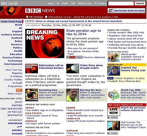BBC Pensions
