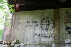 Bridge graffiti 1