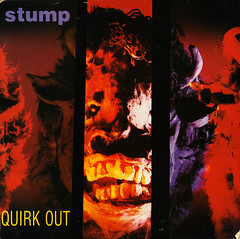 stump | quirk out