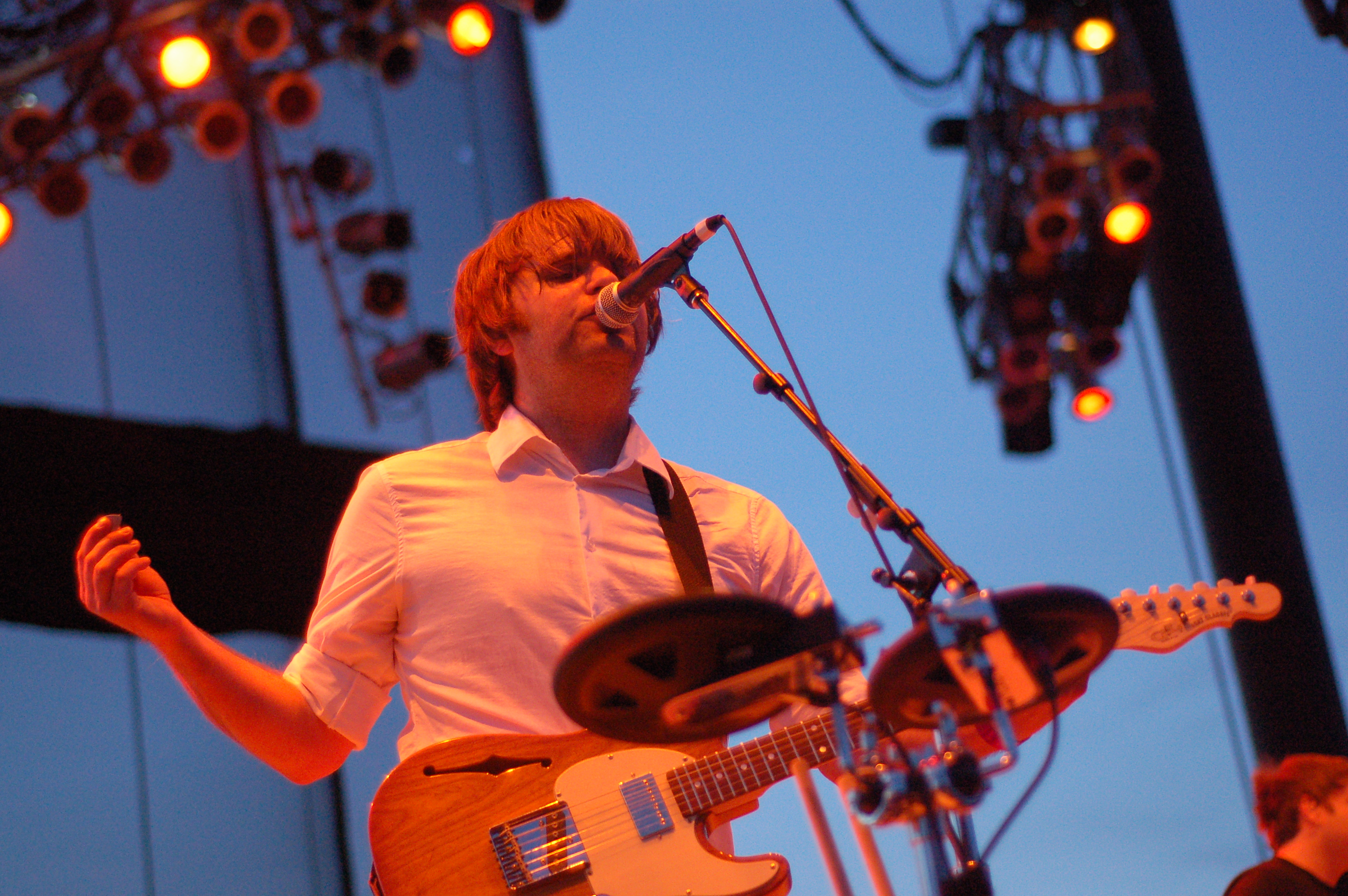 Ben Gibbard of Death Cab for Cutie- Sasquatch Music Festival, The Gorge, WAspacehindu