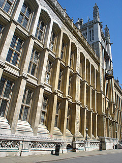 Maughan Library, King's College London(ロンドン大学・キングスカレッジ)