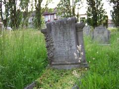 My Great-Grandparents Gravestone