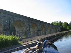 Chirk Canal and Railway Aqueduct