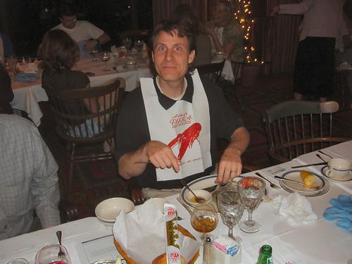 Todd Bleeker, lobster boy