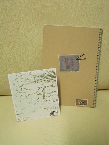 handmade notebook and card2