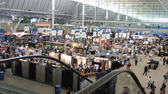 TechEd - exhibit hall