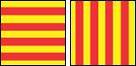 6f16 Bandera catalana montaje