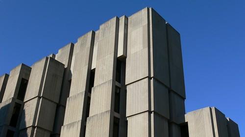 Regenstein Library UofC