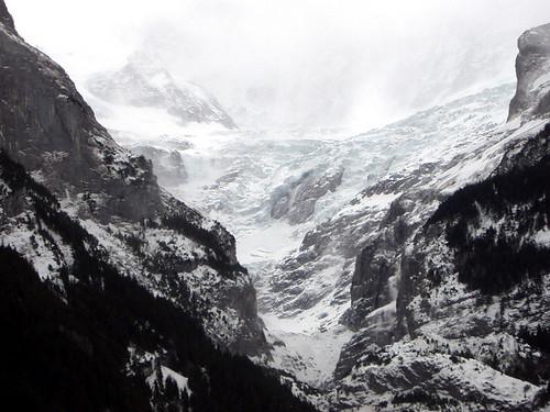 Daniel S. in the Alps