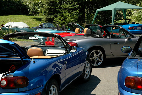 Miata Club Tech day 01